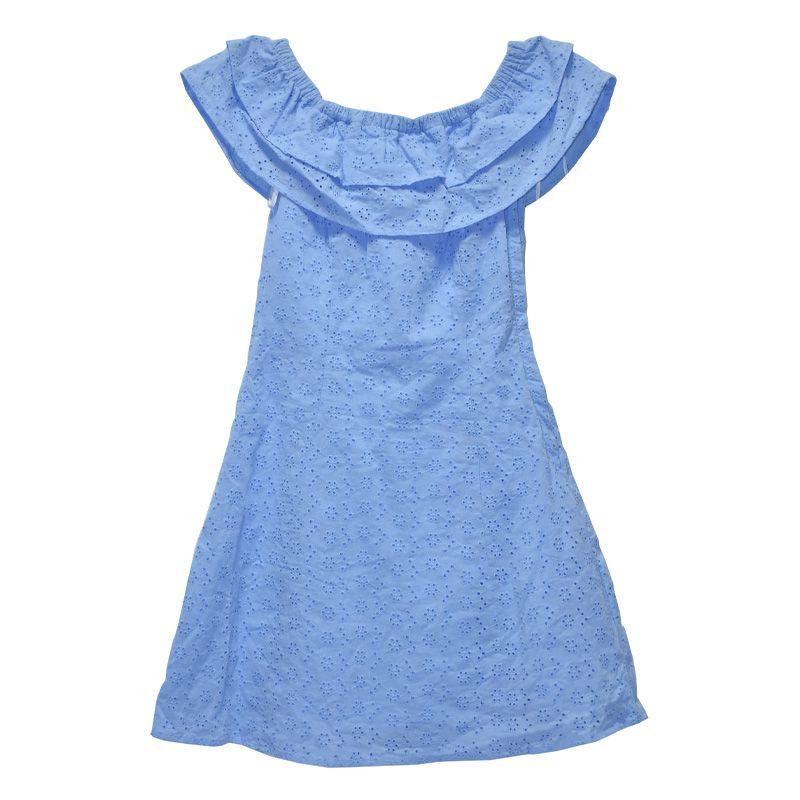 پیراهن دخترانه دیوایدد مدل F1-05002241001