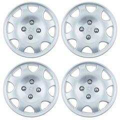 قالپاق چرخ مدل kpn-p1 سایز 14 اینچ مناسب برای پژو پارس بسته 4 عددی