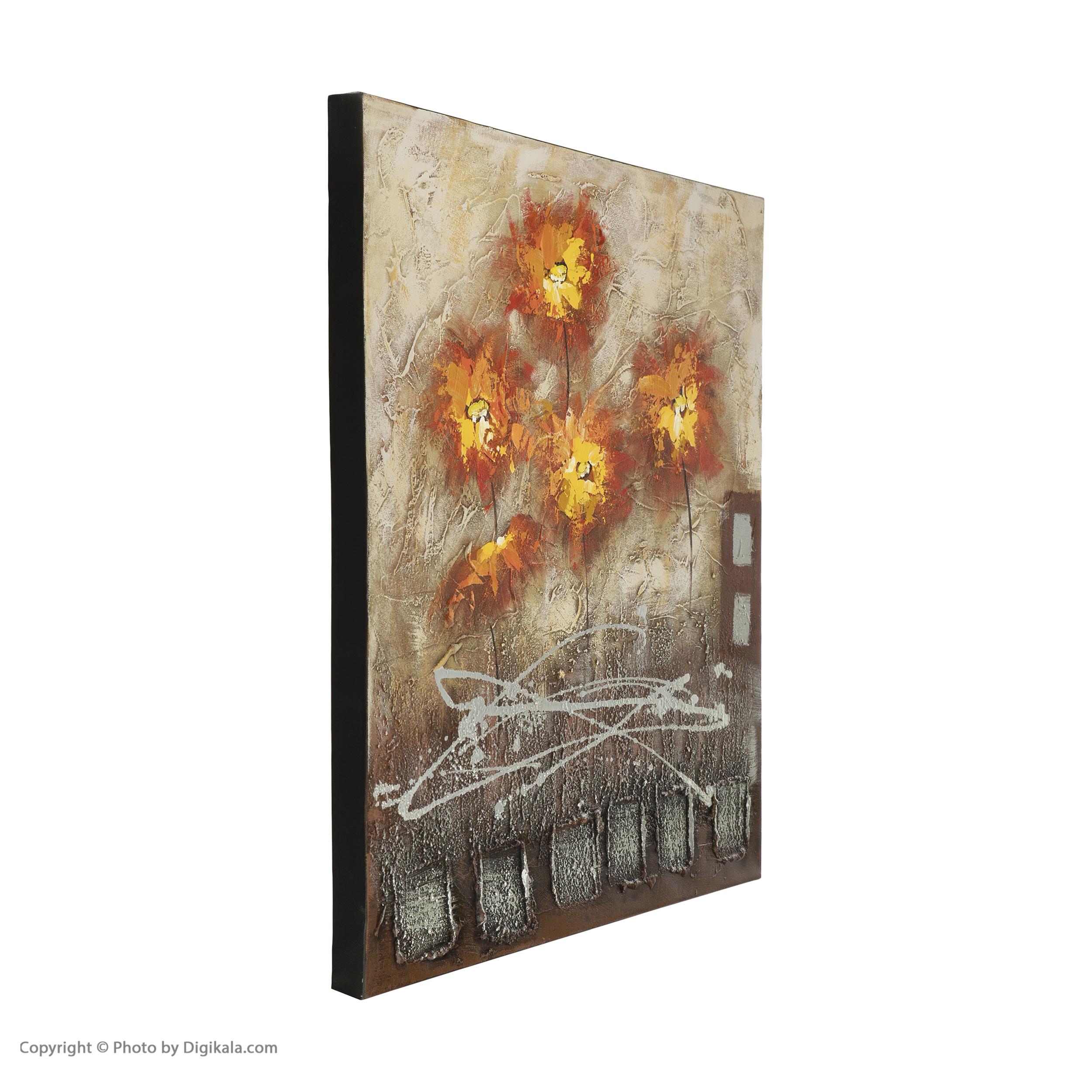 خرید                      تابلو نقاشی رنگ روغن مدل SK026-1 کد 001
