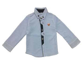 پیراهن پسرانه مدل LOGO-A