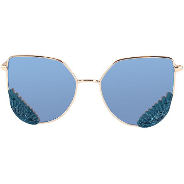 عینک آفتابی دخترانه کد 246