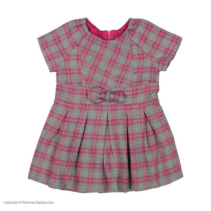 ست کت و پیراهن دخترانه فیورلا مدل 20502