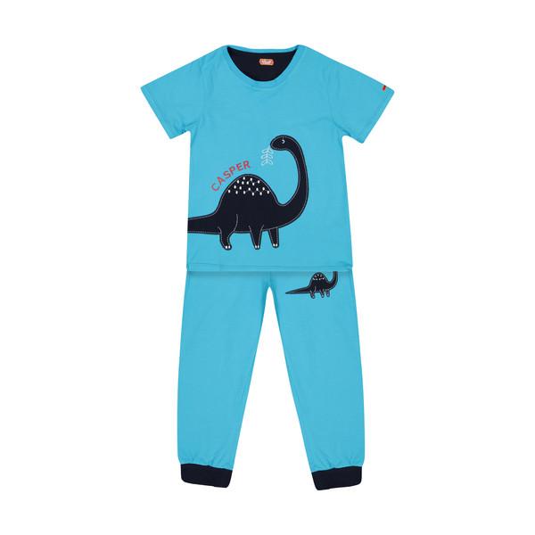 ست تی شرت و شلوار راحتی پسرانه مادر مدل 2041106-52