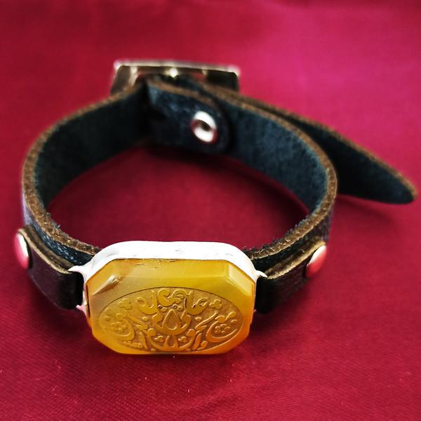دستبند نقره سلین کالا مدل ce-san2