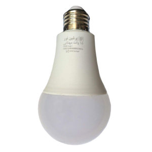 لامپ ال ای دی 12 وات پرشین نور مدل 1350LM پایه E27