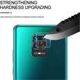 محافظ صفحه نمایش و پشت گوشی مدل RA-08 مناسب برای گوشی موبایل شیائومی Redmi note 9s/9 pro/pro max به همراه محافظ لنز دوربین thumb 4