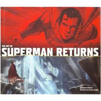 مجله The Art of SUPERMAN RETUENS دسامبر 2006