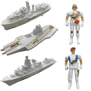 کشتی بازی مدل ملوانان ارتش کد M1 مجموعه 5 عددی
