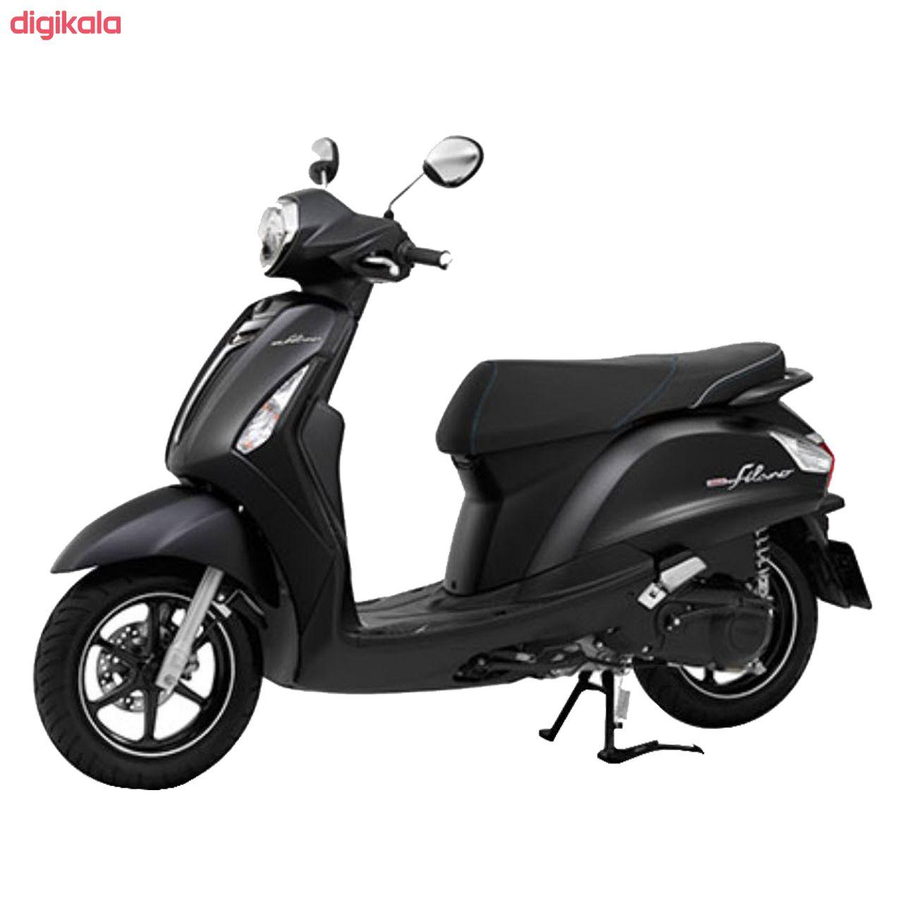 موتورسیکلت یاماها مدل GRAND FILANO استانداردحجم 125 سی سی سال 1399 main 1 5