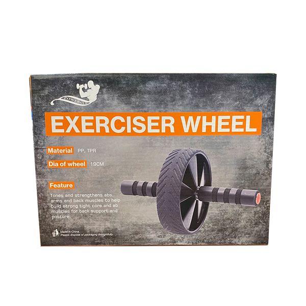 چرخ تمرین شکم پاورجیم مدل 01