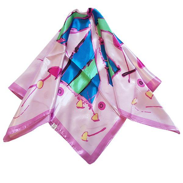 روسری دخترانهمدل قاصدک کد san910