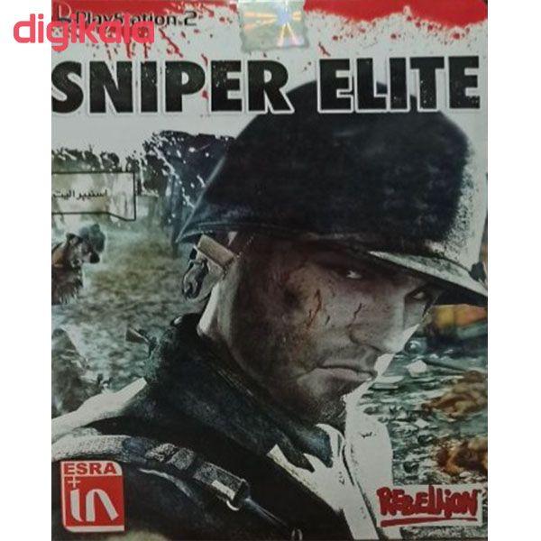 بازی SNIPER ELITE  مخصوص PS2 main 1 1