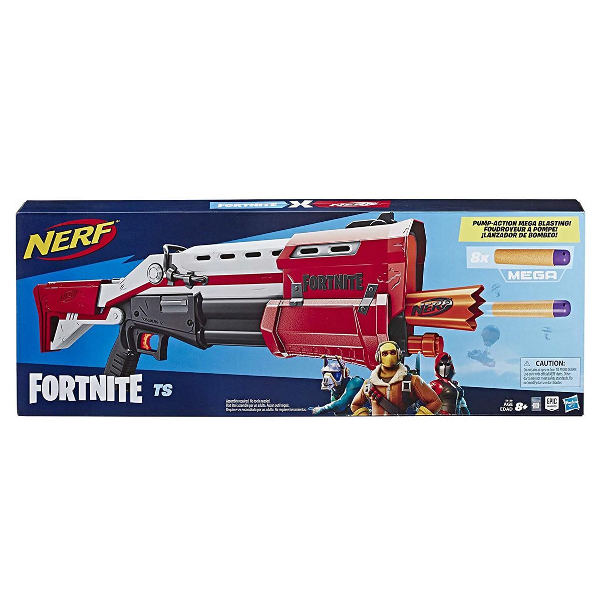 تفنگ بازی نرف مدل 1020