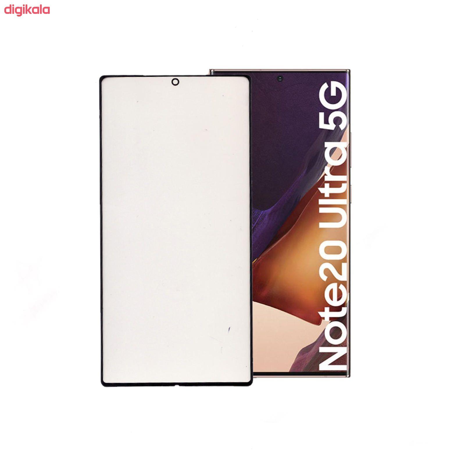 محافظ صفحه نمایش مات بوف مدل Slcm02 مناسب برای گوشی موبایل سامسونگ Galaxy note 20 ultra
