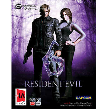 بازی resident evil6 مخصوص pc
