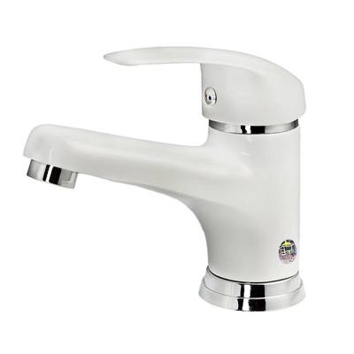 شیر روشویی تکشیران مدل اردکی white