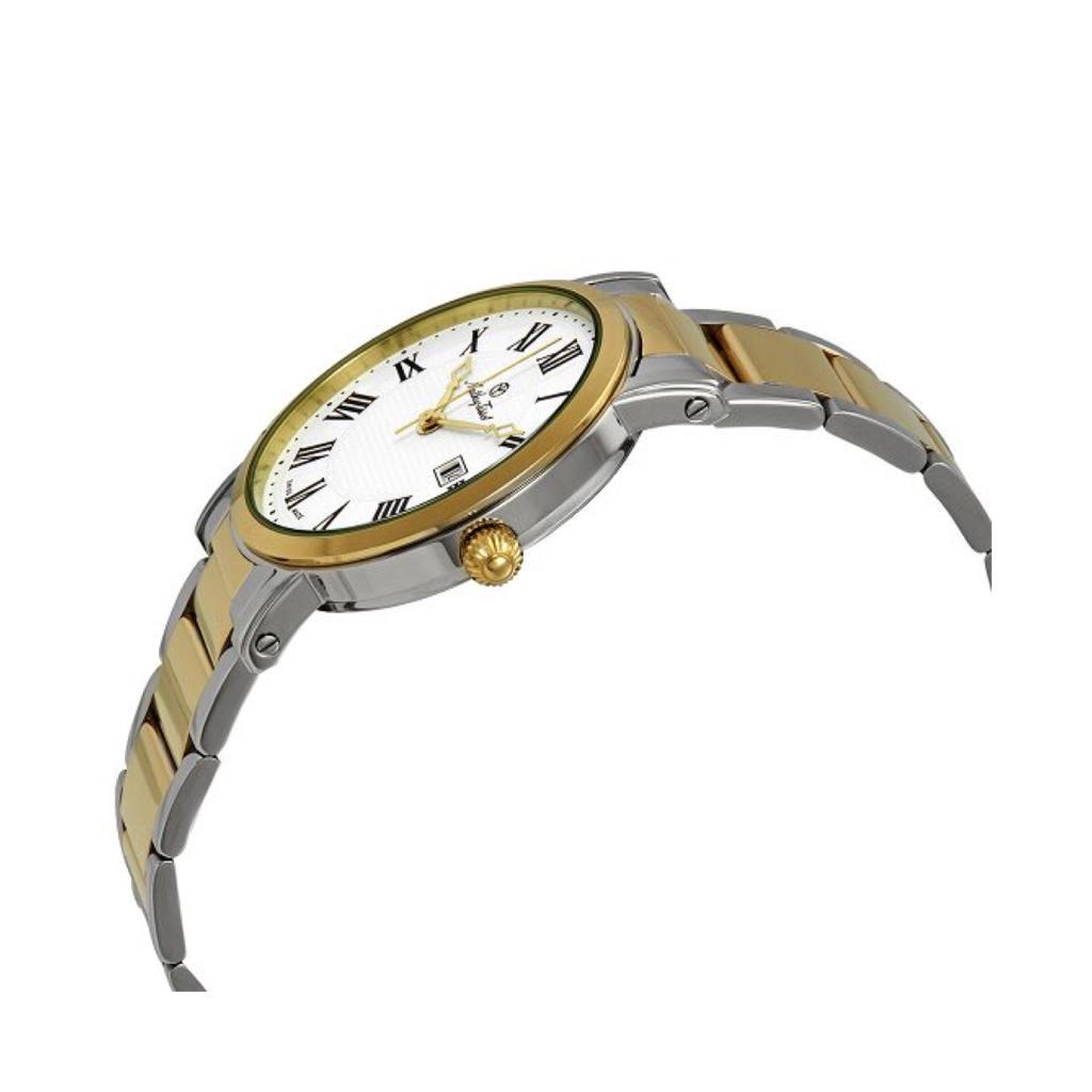 ساعت مچی عقربه ای مردانه متی تیسوت مدل H611251MBR