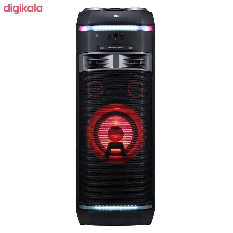 سیستم صوتی ال جی مدل OK75 main 1 10