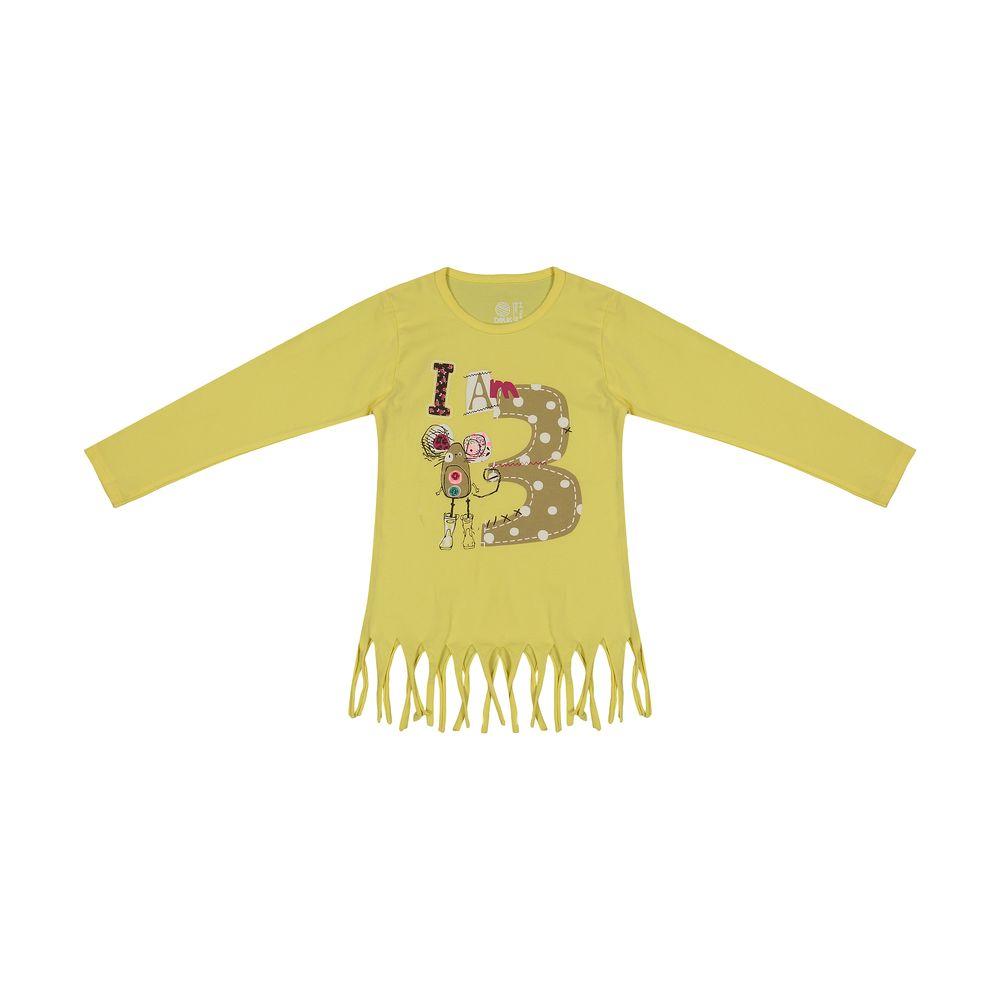 تی شرت دخترانه سون پون مدل 1391350-19