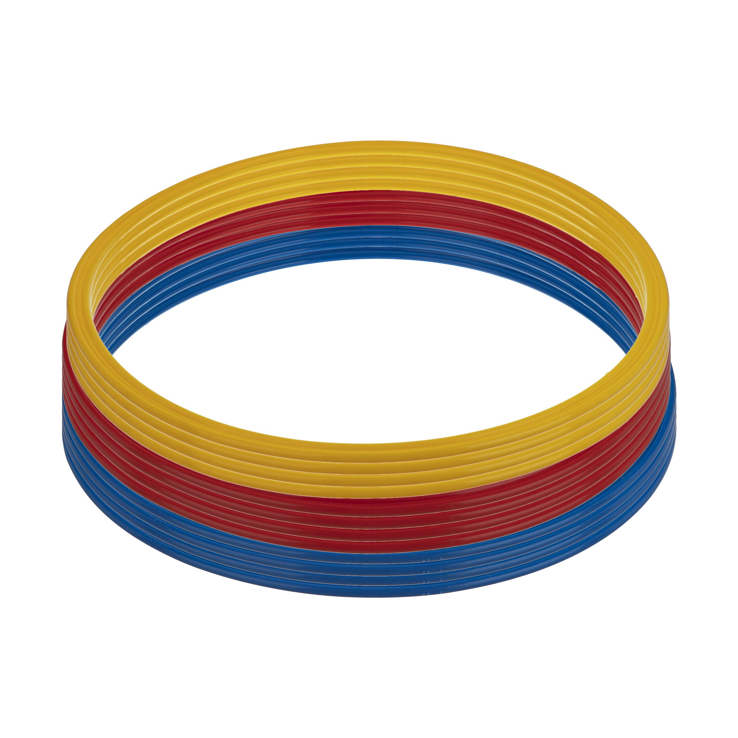 حلقه تمرین فوتبال مدل T100 بسته 12 عددی