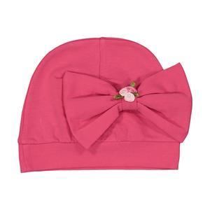 کلاه نوزادی دخترانه فیورلا کد 40004-3