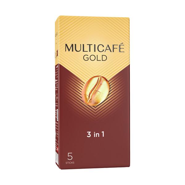 کافی میکس گلد 1 × 3 مولتی کافه بسته 5 عددی