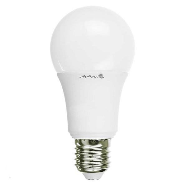 لامپ ال ای دی 12 وات پارس شعاع توس کد 7276 پایه E27