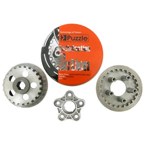 چهارشاخ کلاچ موتورسیکلت پازل کد CLC1250905 مناسب برای هندا مجموعه 3 عددی
