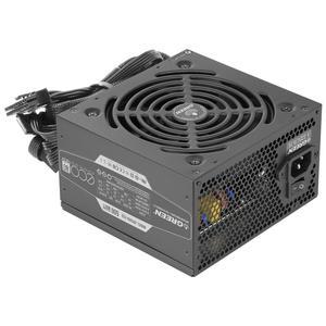 منبع تغذیه کامپیوتر گرین مدل GP500A-ECO Rev3.1