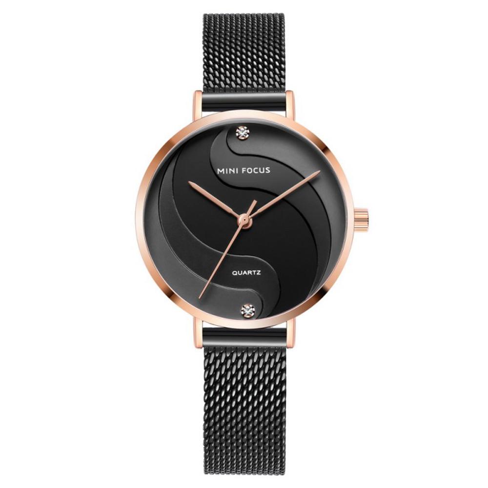 خرید و قیمت                      ساعت مچی  زنانه مینی فوکوس مدل mf0291L.03