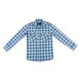 پیراهن پسرانه ناوالس کد D-20119-BL thumb 1