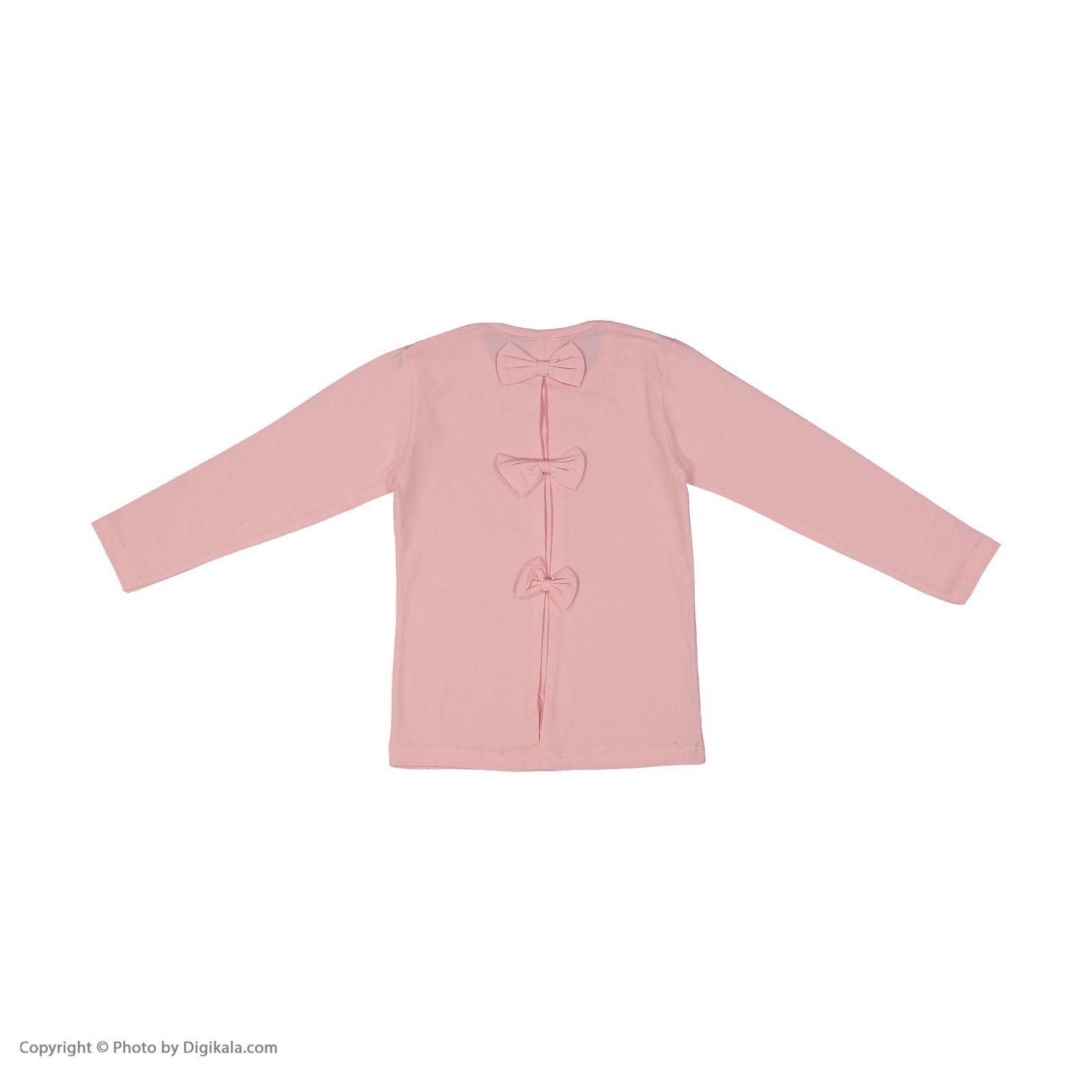 تی شرت دخترانه سون پون مدل 1391357-84 -  - 4