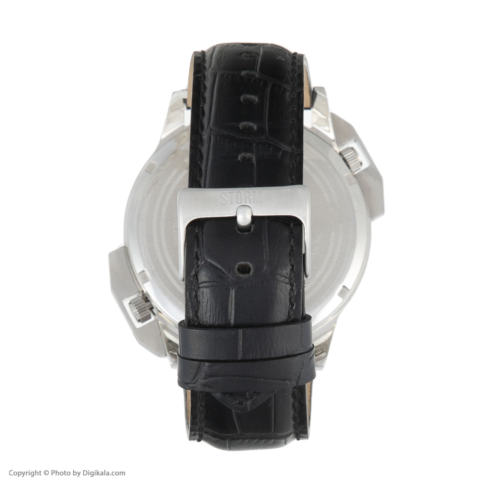 ساعت مچی عقربه ای مردانه استورم مدل ST 47147-S-BK -  - 5
