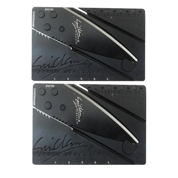 چاقو سفری کد 3000 بسته 2 عددی