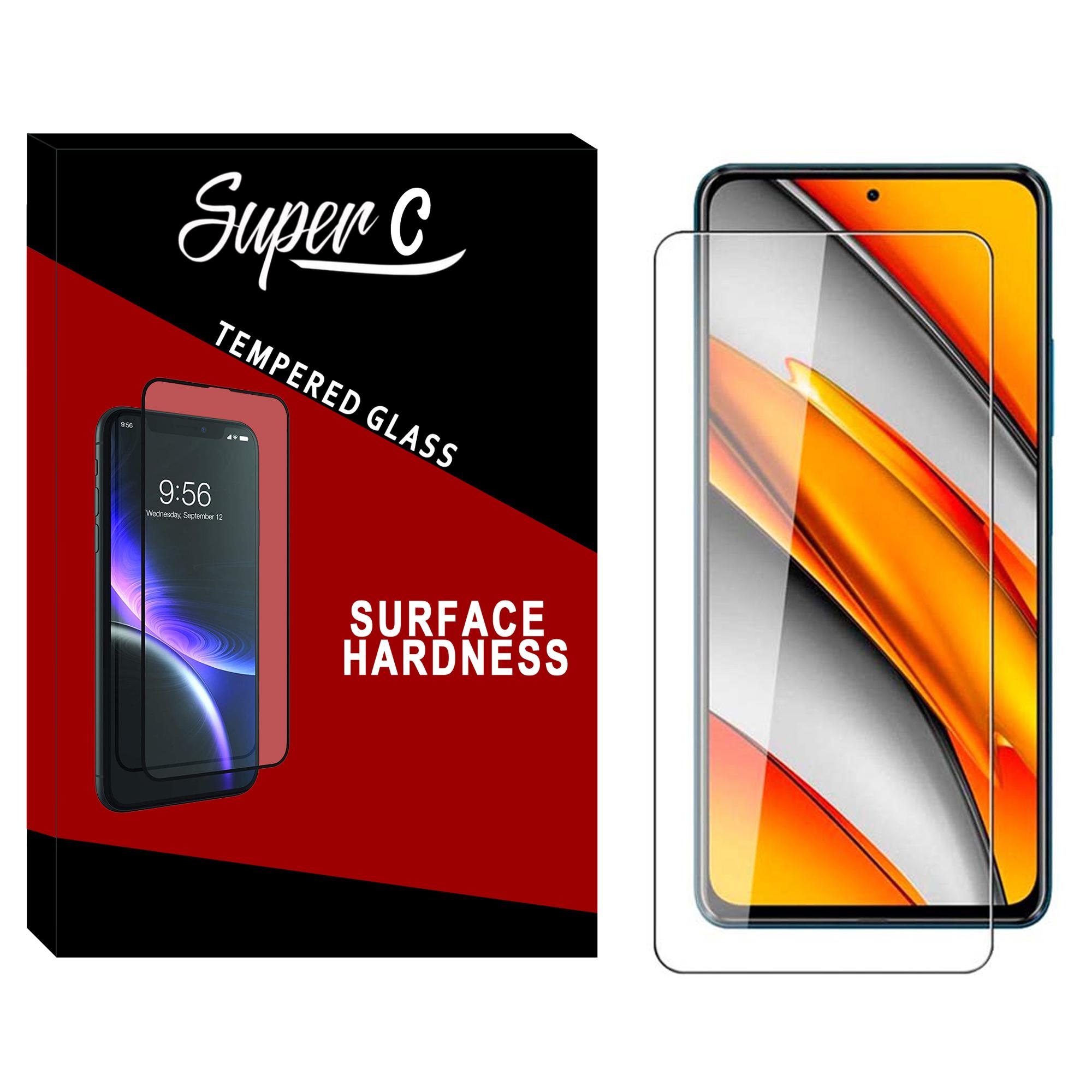 محافظ صفحه نمایش سوپرسی مدل SD-PSHT مناسب برای گوشی موبایل شیائومی POCO F3