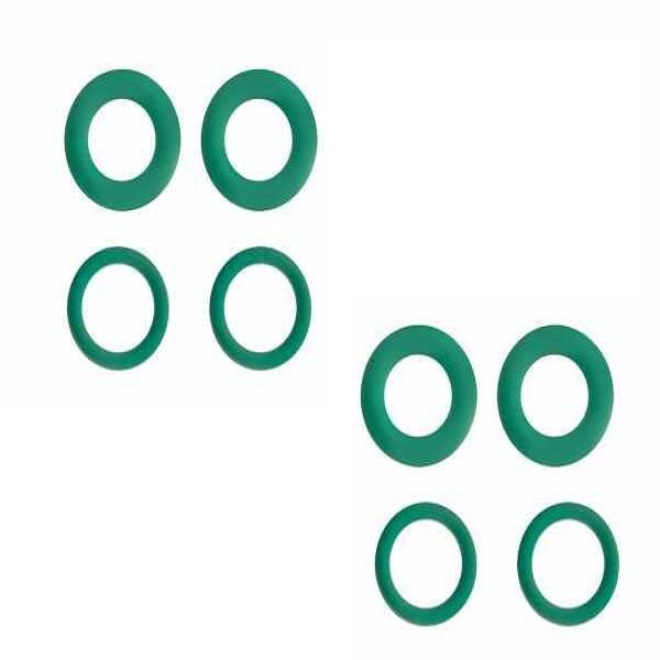 اورینگ سوزن انژکتور  کد 98  مناسب برای پژو 206 بسته 8 عددی