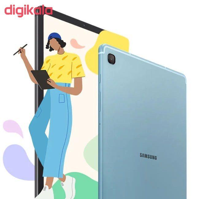 تبلت سامسونگ مدل Galaxy TAB S6 Lite  ظرفیت 64 گیگابایت main 1 4