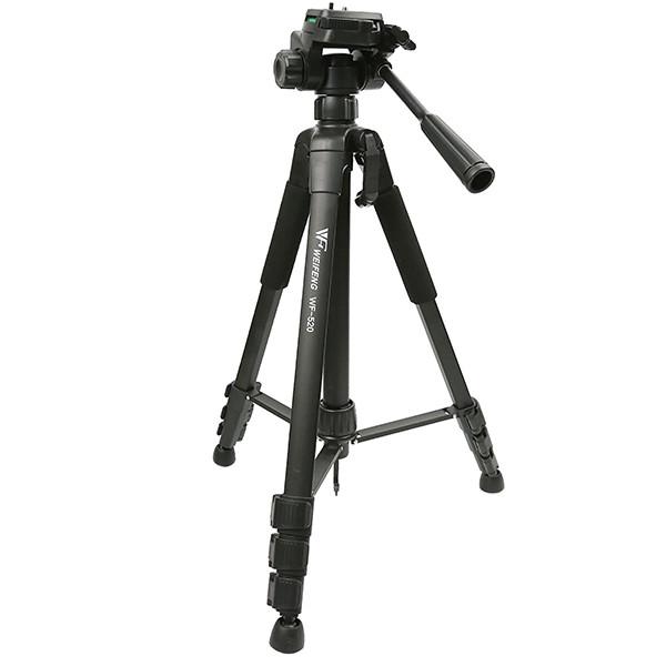 سه پایه دوربین ویفنگ مدل WF-520