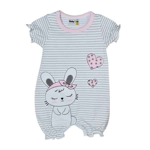 سرهمی نوزادی بی بی وان مدل خرگوش کد 1