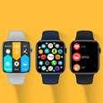 ساعت هوشمند مدل HW16 thumb 9