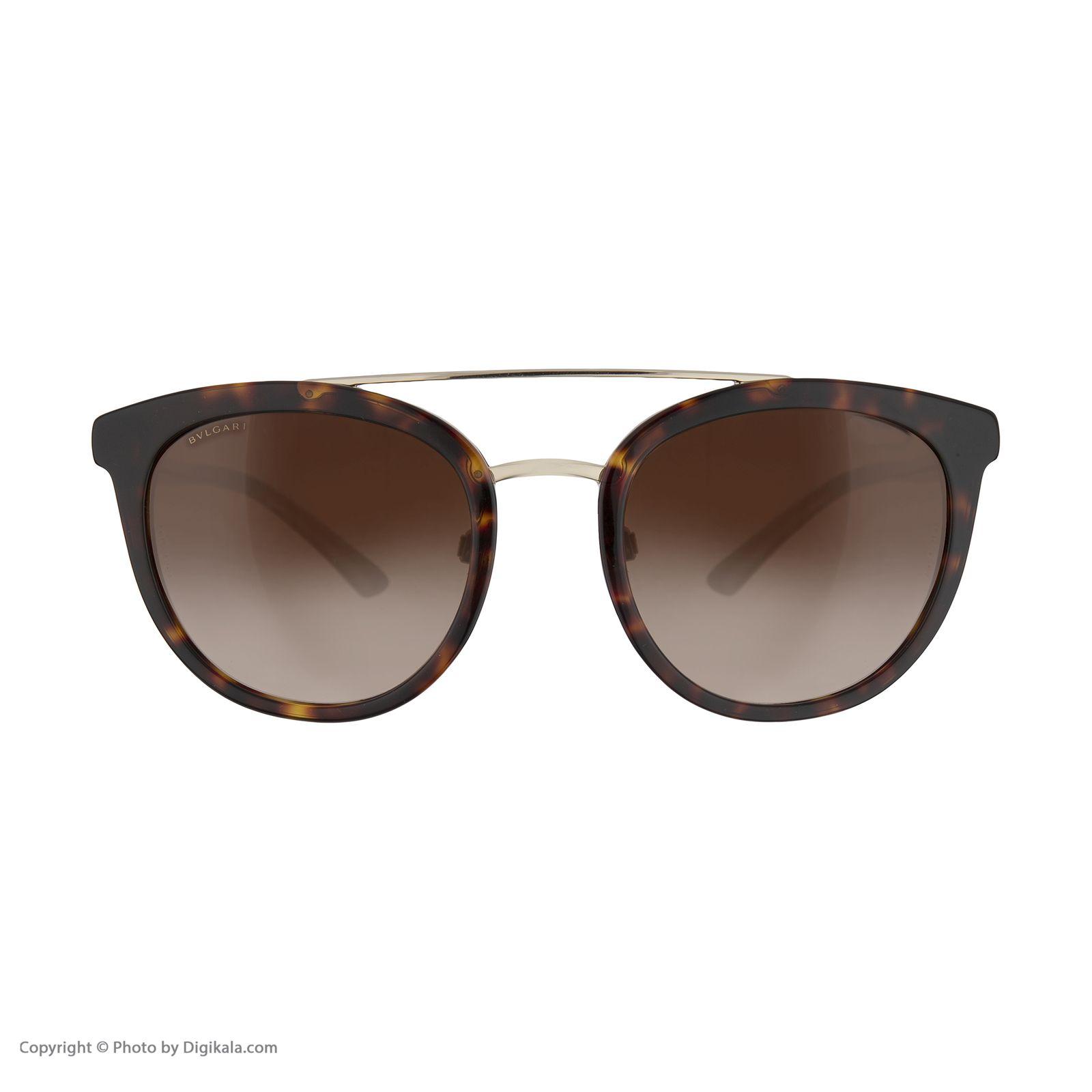 عینک آفتابی زنانه بولگاری مدل BV8184B 50413 -  - 3