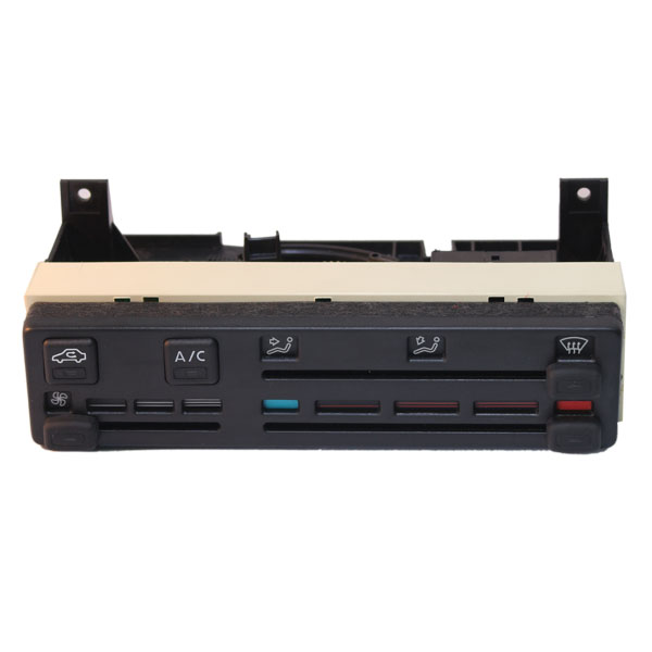 مجموعه پنل کلید کنترل بخاری و کولر پیشرفت  مدل CARNEED-1160