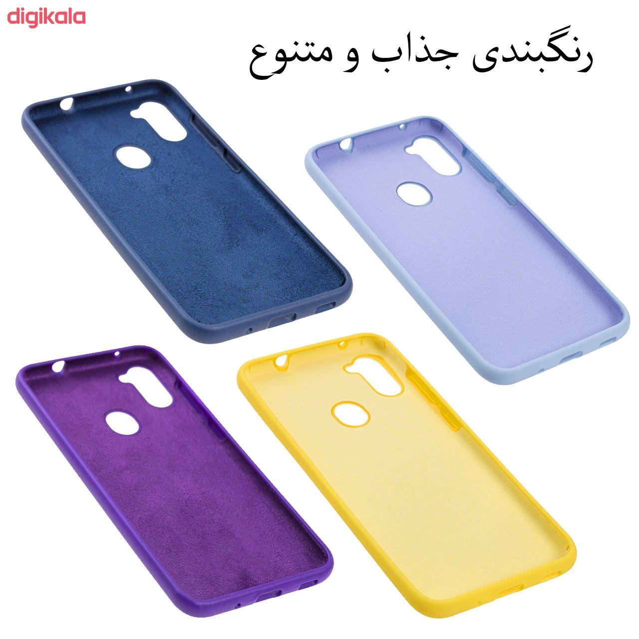 کاور مدل SLCN مناسب برای گوشی موبایل سامسونگ Galaxy A11 main 1 3