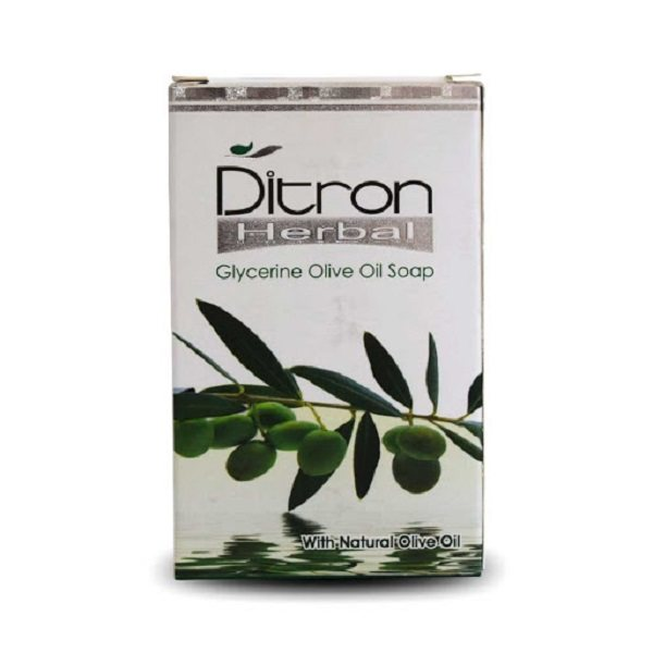 صابون شستشو دیترون مدل گلیسرین زیتون حجم 110 گرم
