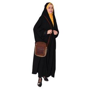 چادر دانشجویی دخترانه مدل MA-HES125-UN.CRP-ME