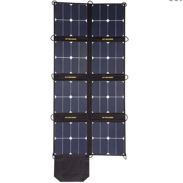 باتری خورشیدی نایت کر مدل FSP100 ظرفیت 5.4 آمپر ساعت