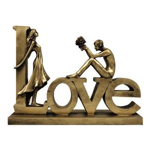 مجسمه جهان آرا مدل عشق کد 116