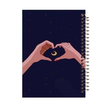 دفتر یادداشت مشایخ طرح دو دست کد 5133