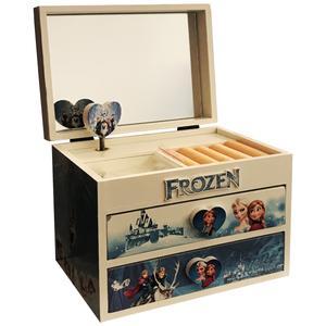 جعبه موزیکال مدل FROZEN