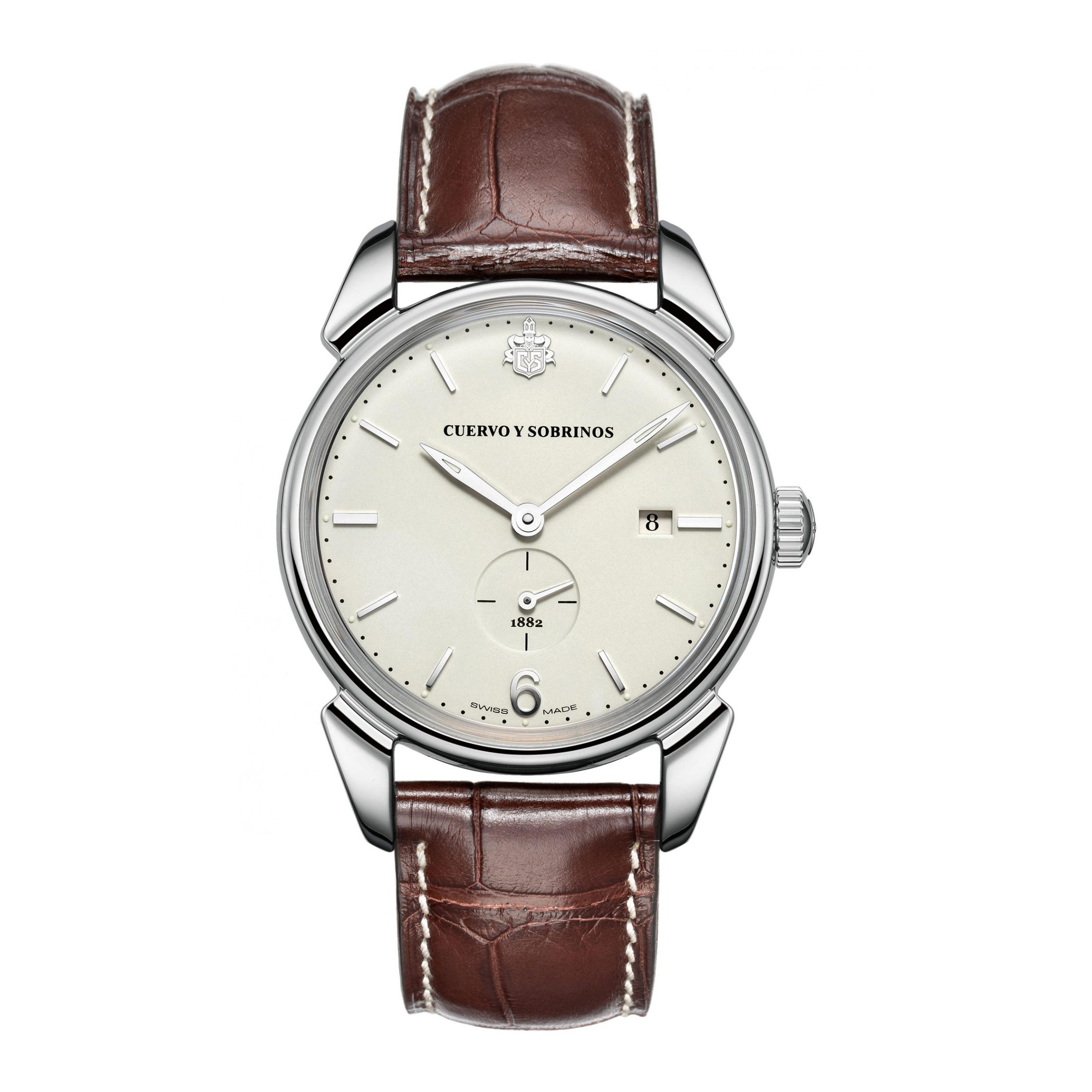 ساعت مچی عقربه ای مردانه کوئروی سابرینوس مدل 3191.1I